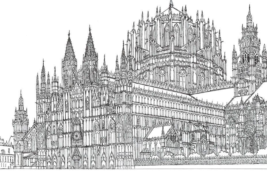 Phedailin Palace sketch by treijim on DeviantArt   Chinese ...