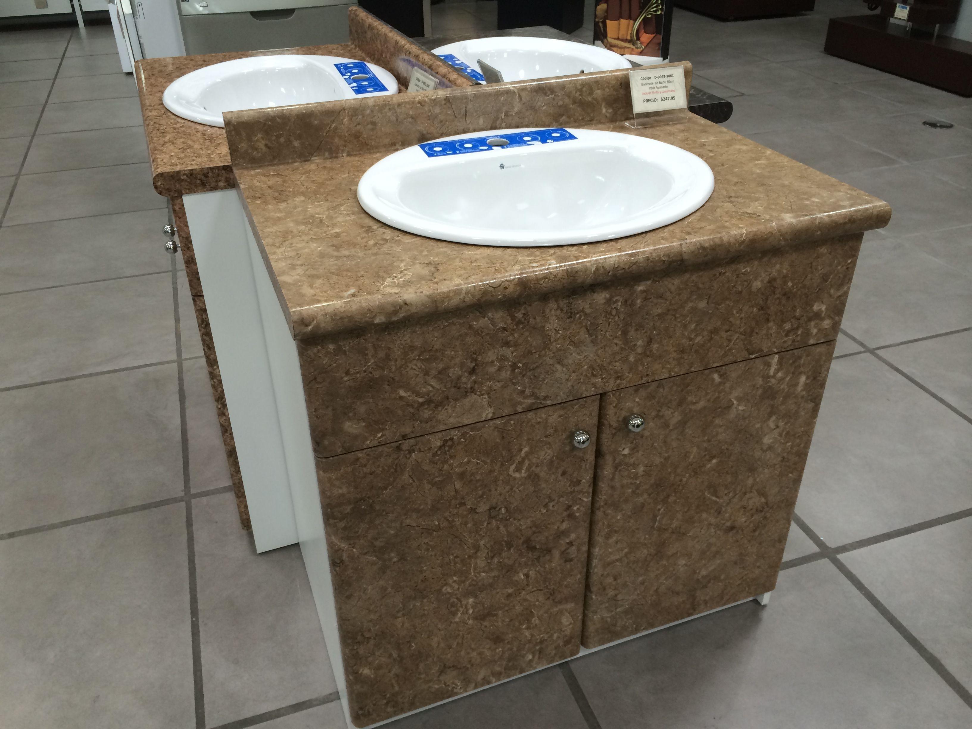 Conjunto Completo Y Listo Para Llevar Muebles De Bano Banos Fabricar Muebles
