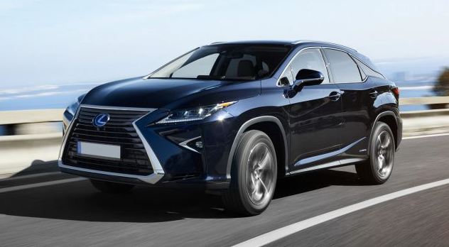 2018 Lexus RX 450h Test Drive And MPG