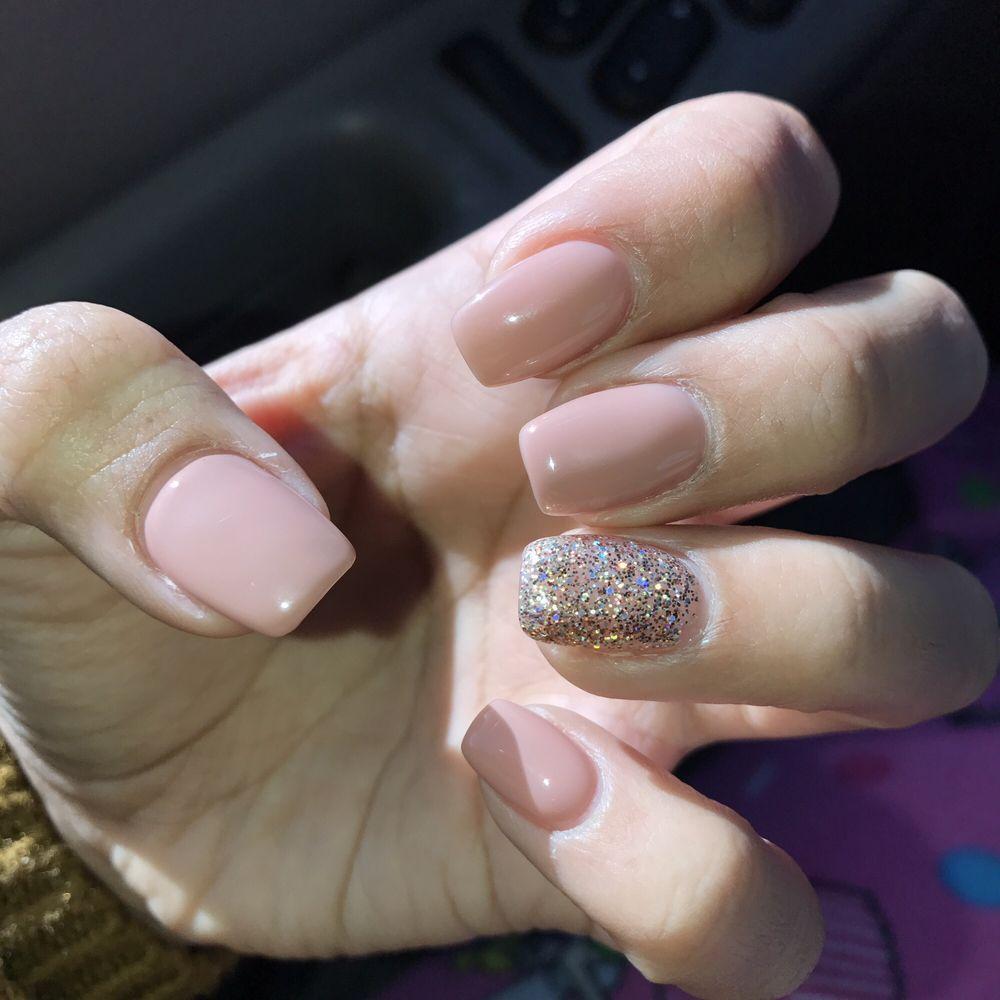 Fairy Dream DND | Nails | Pinterest