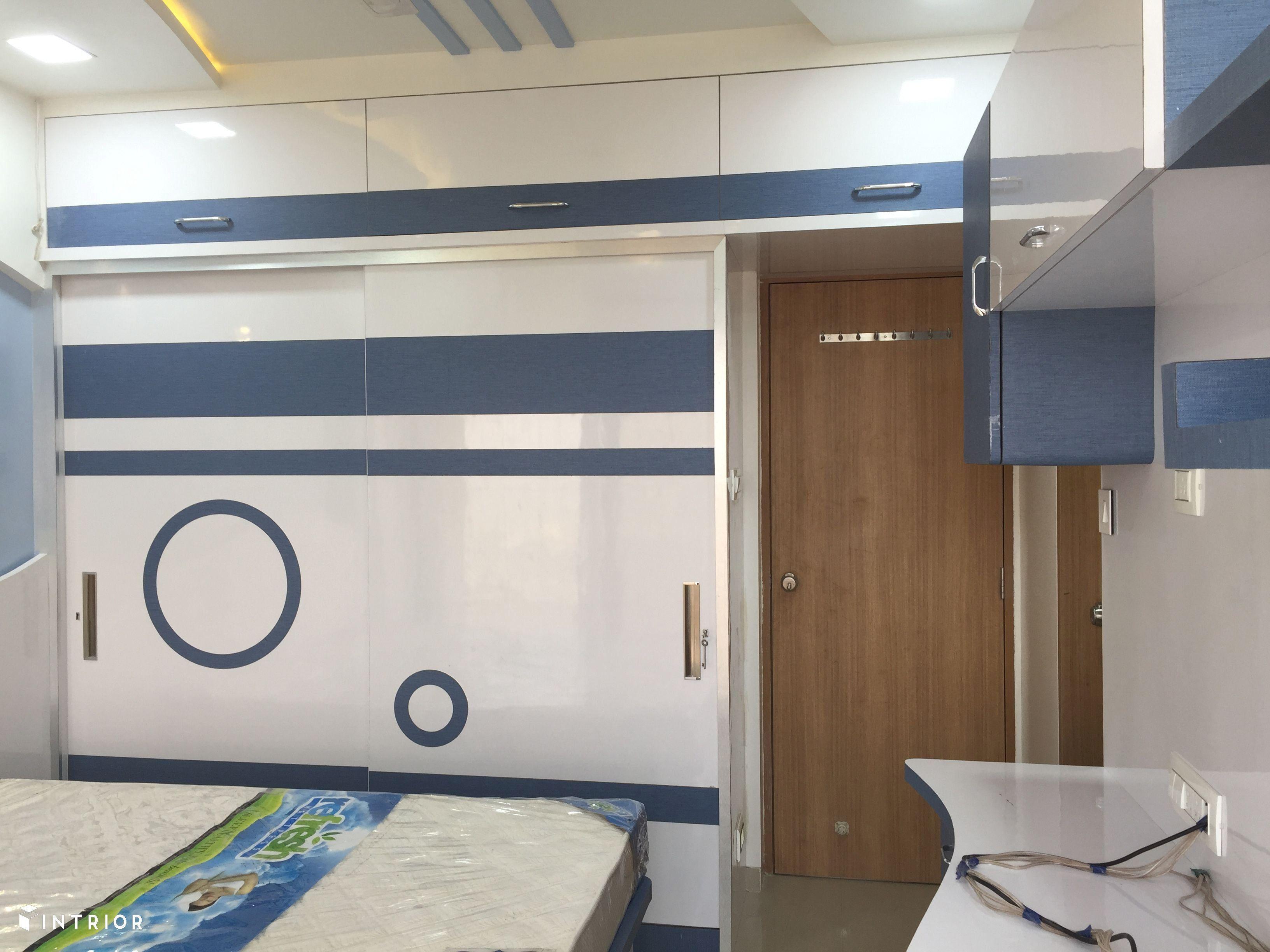 Children Bedroom Wardrobe Design   1000 in 2020   Bedroom ...