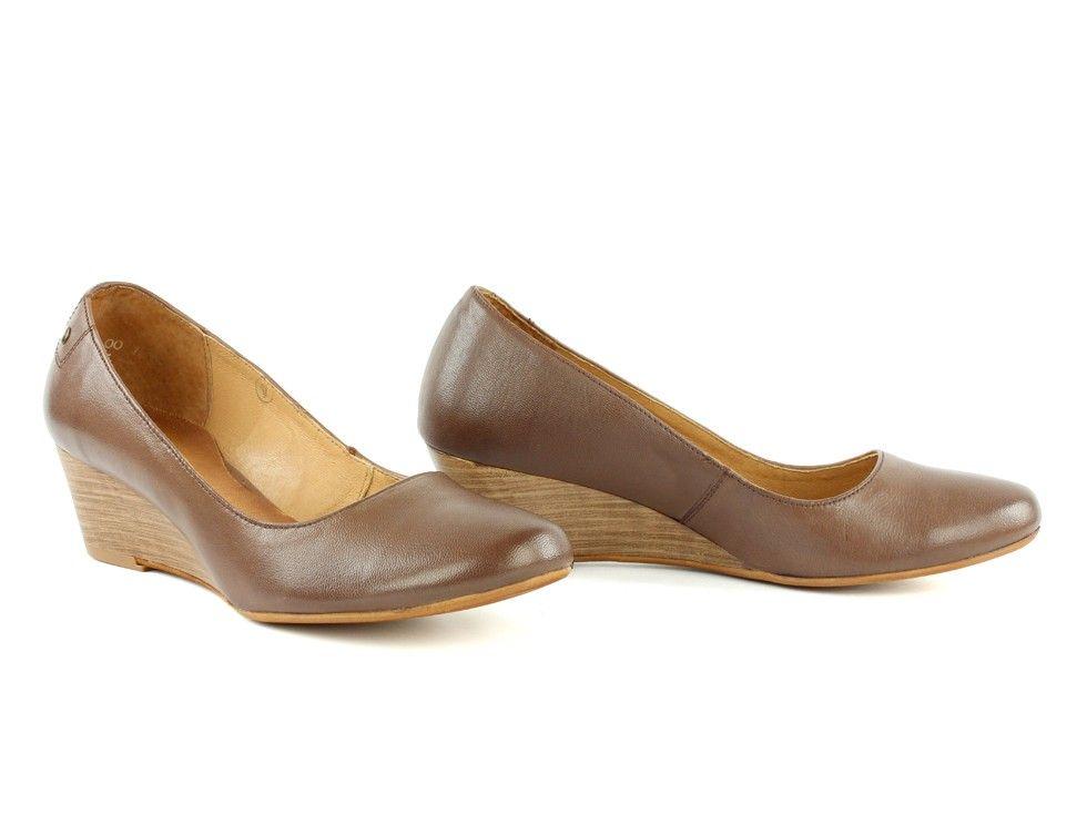 Badura Buty Damskie Czolenka 0875a 29 Shoes Loafers Flats