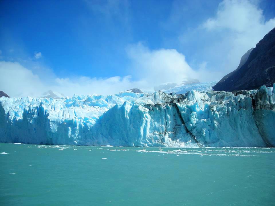 Perito Moreno tra cielo e ghiaccio [Foto by Marina Rossi]