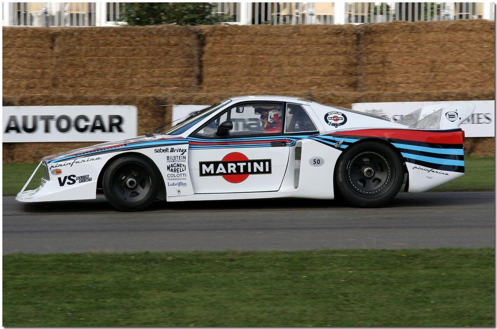 Lancia Beta Montecarlo Goodwood Festival Of Speed 2008