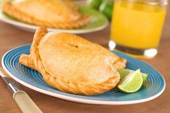 Corn & Poblano Empanadas