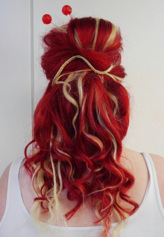 Peppermint hair Long hair styles, Hair