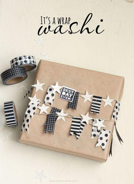 DIY wrapping ideas - DIY envolviendo los regalos Envoltura de - envoltura de regalos originales