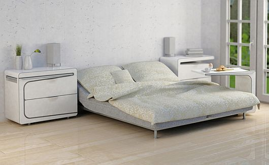 Night/Bed Table and Cabinet by Maria Cichy & Night/Bed Table and Cabinet by Maria Cichy | Bed table Night table ...