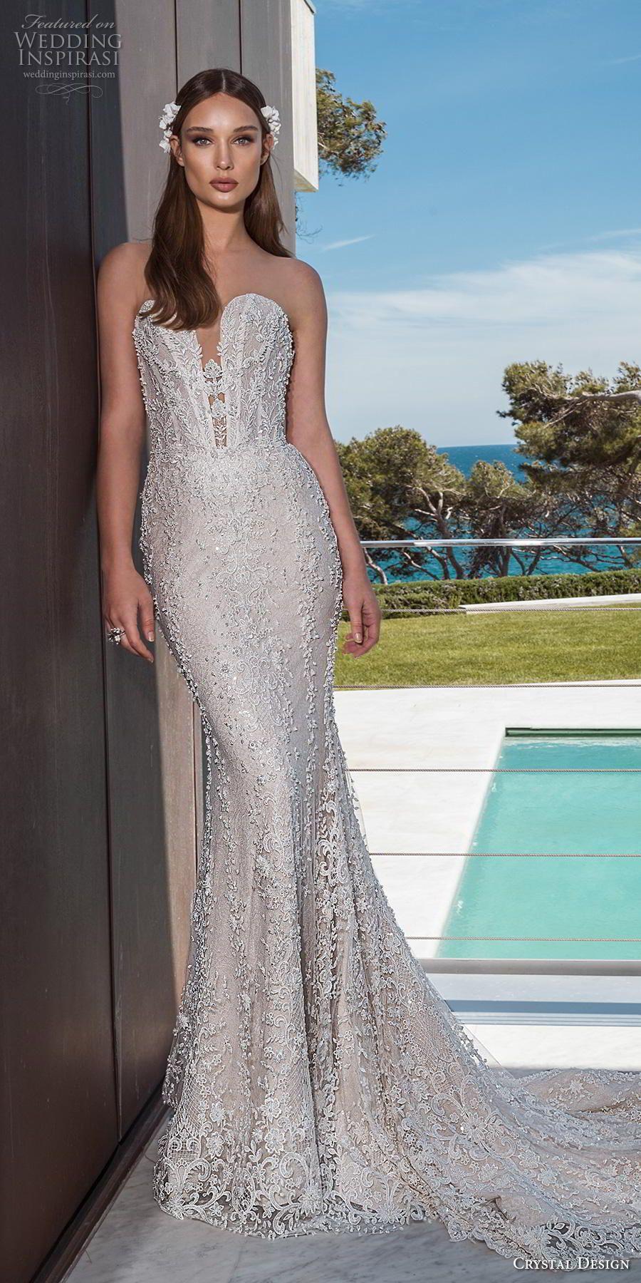 Crystal design wedding dresses u ucthe iconud bridal collection