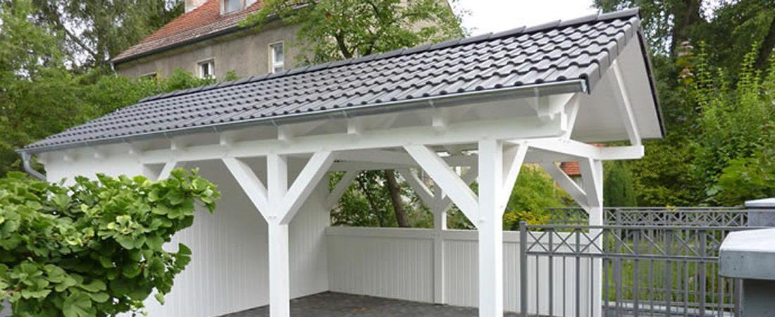 Holz Carport Terrassenuberdachung Vordach Montage Bausatz In 2020 Carport Holz Carport Carport Satteldach