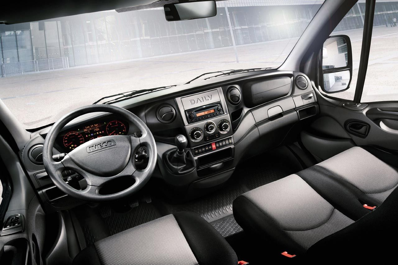Iveco Daily | dash | Pinterest