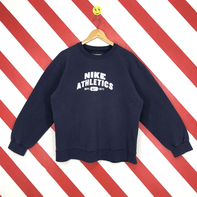 Vintage Nike Sweatshirt Crewneck Nike Swoosh Sweater Pullover Etsy Vintage Nike Sweatshirt Sweatshirts Nike Sweatshirts [ 3000 x 3000 Pixel ]