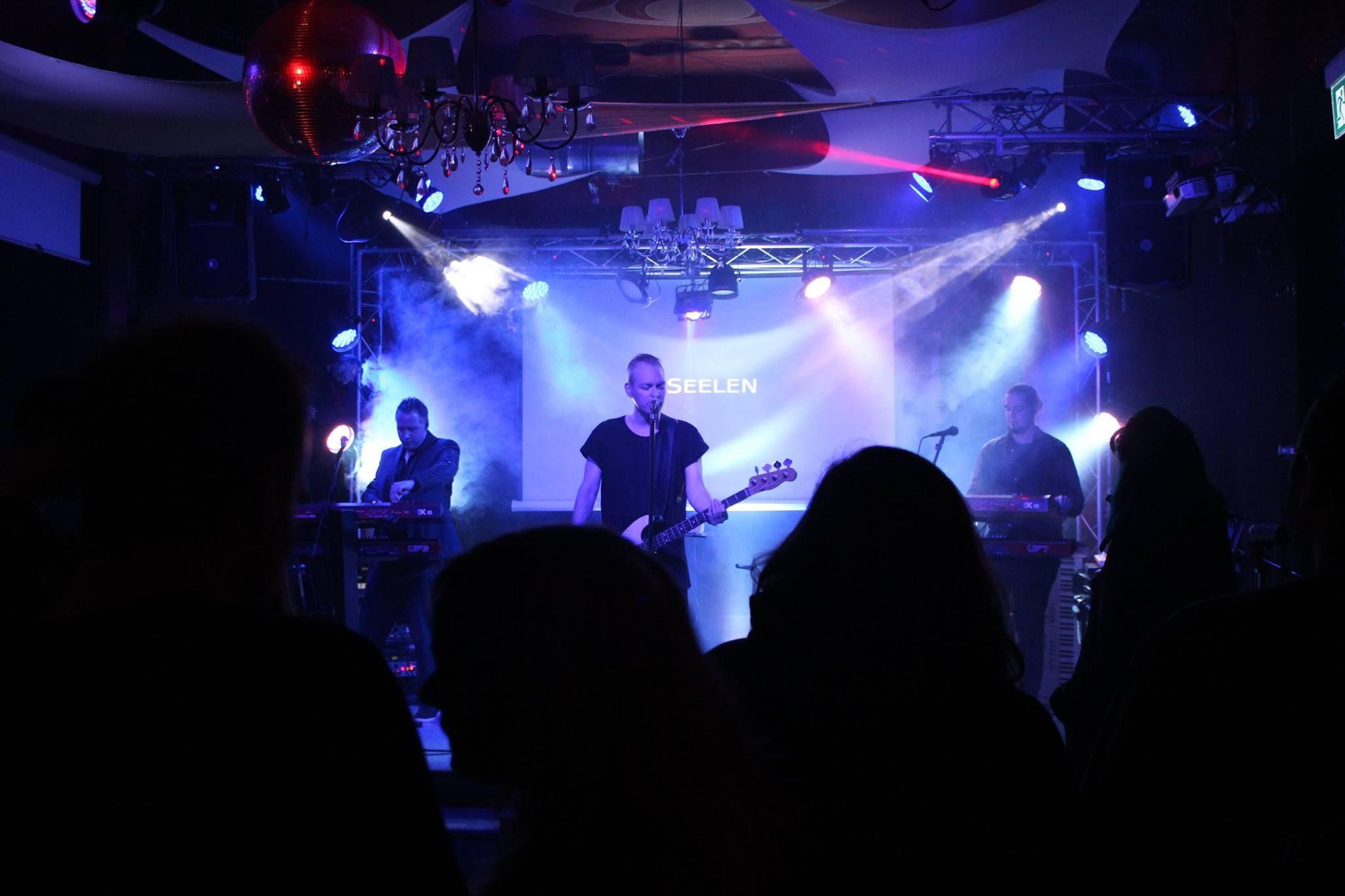 Die Seelen Live in Marias Ballroom.