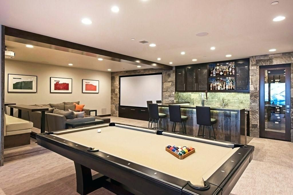 Basement Entertainment Rooms Ideas Modern Architecture The Ultimate Room Comes Complete With A Home Small Home Theaters Home Theater Rooms Home Theater Seating