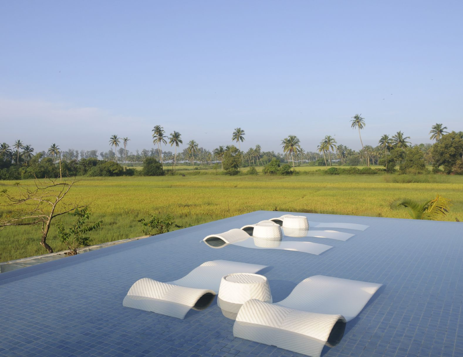 Sunbathing Chairs 65 Incredible Infinity Pool Design Ideas Stunning Photos For