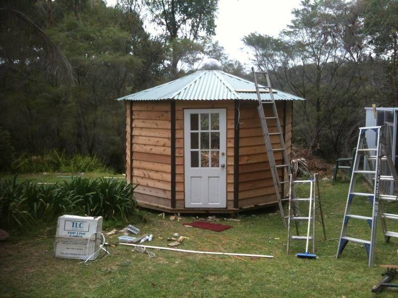 Yurt Spare Cabin Transportable Bedroom Pool Room Etc Miscellaneous Goods Gumtree Australia Gosford Area Gosford Dreams Beds Yurt Transportation Bedroom