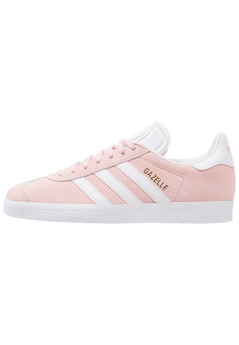 adidas Originals. GAZELLE Baskets basses vapour pink