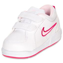 check out c1748 19626 Girls  Toddler Nike Pico 4 Shoes   FinishLine.com   White Pink