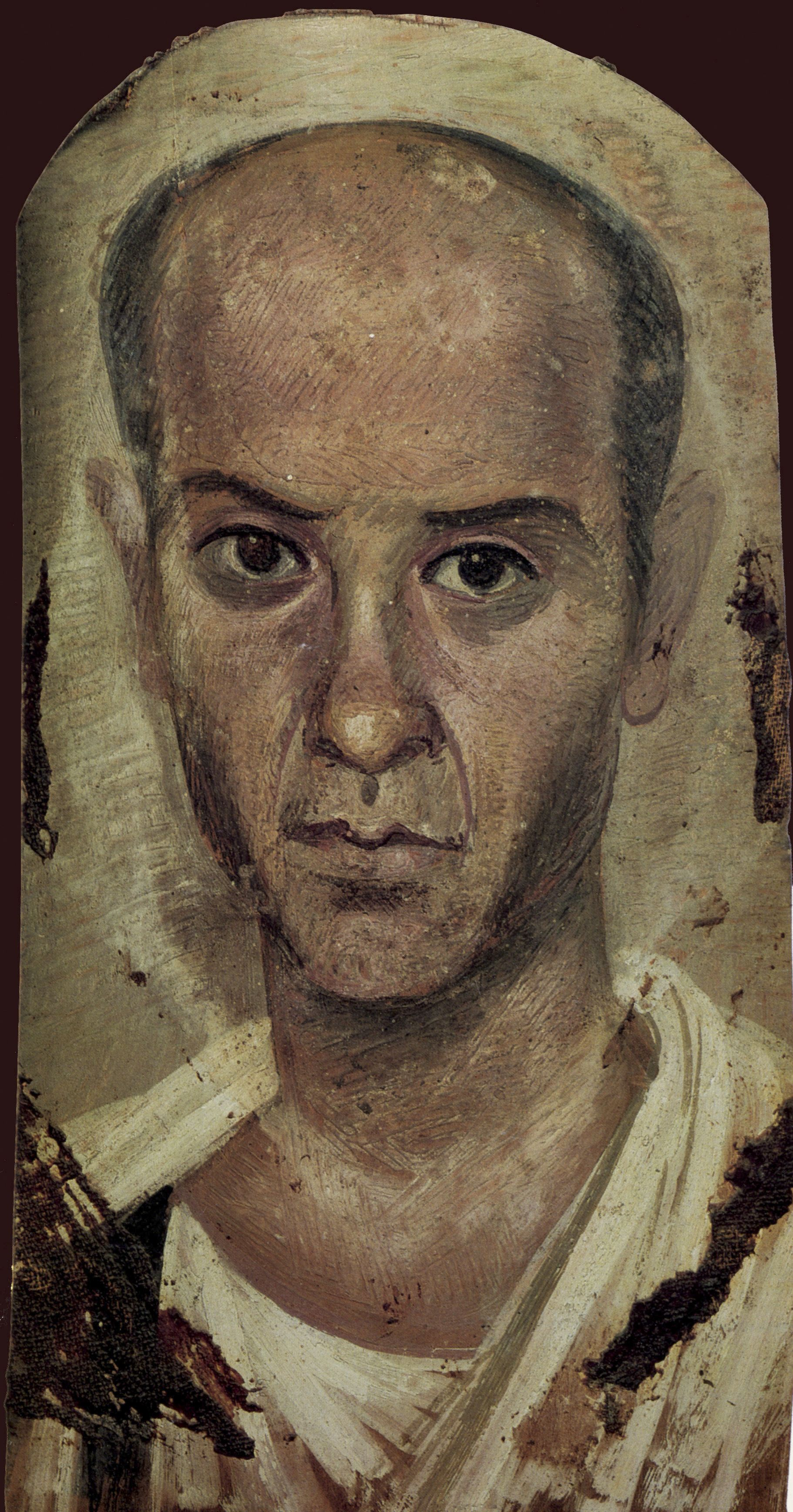 Pittura Romana Fayum The Fayum Portraits Greek And Roman Painting Style Encaustic