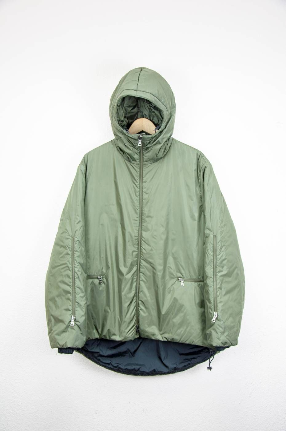 0b87473472fd Prada PRADA SPORT AW1999 PARKA DOWN JACKET COAT PUFF PUFFER FOLDED TO BAG  Size US L / EU 52-54 / 3