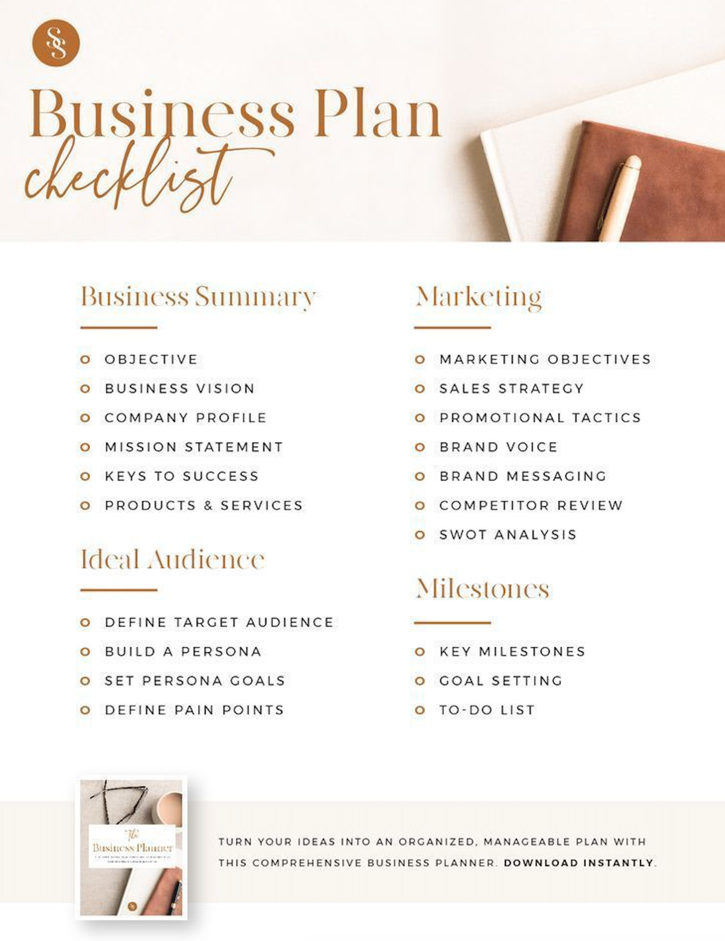 A Business Planner