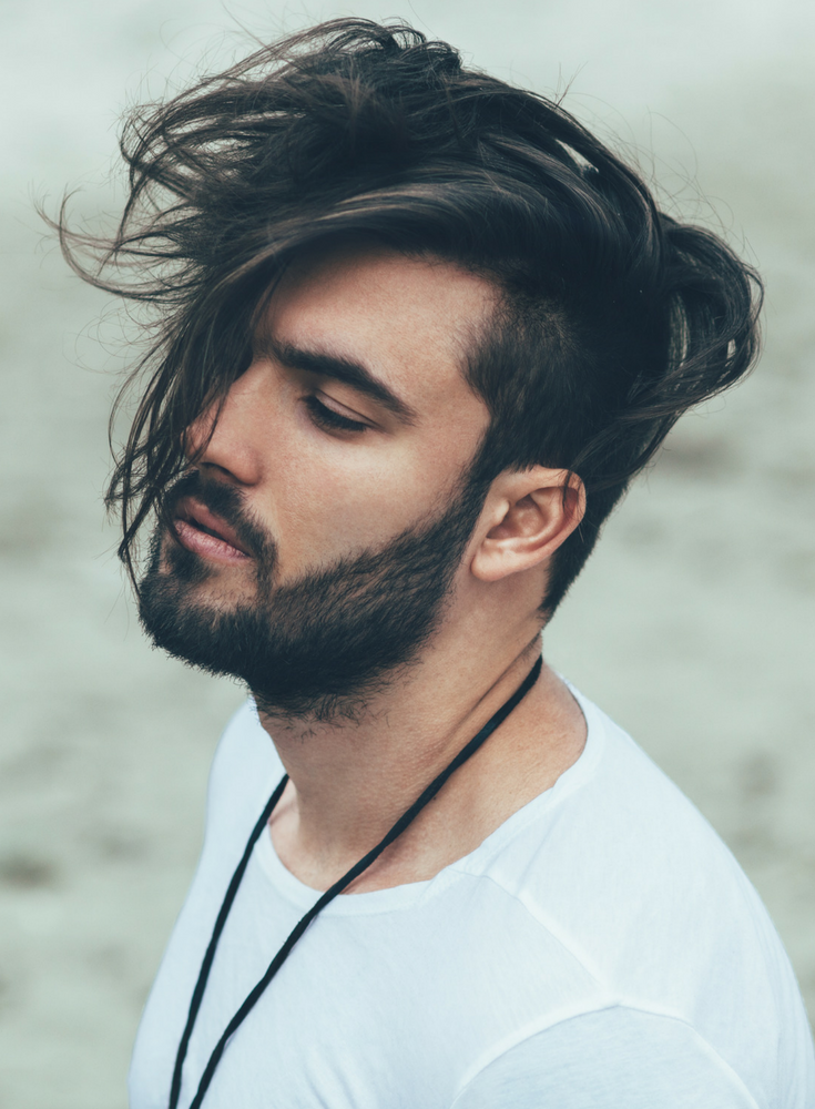 30 New Men's Hairstyles + Haircuts in 2020 Medium hair