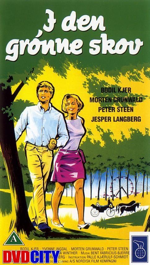 I den grønne skov (1968) en kvindes svære valg. Og en mand der ikke ved hvad han vil.