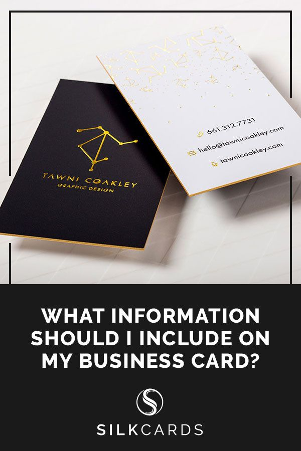 Best What To Put On My Business Card Photos - Business Card Ideas ...