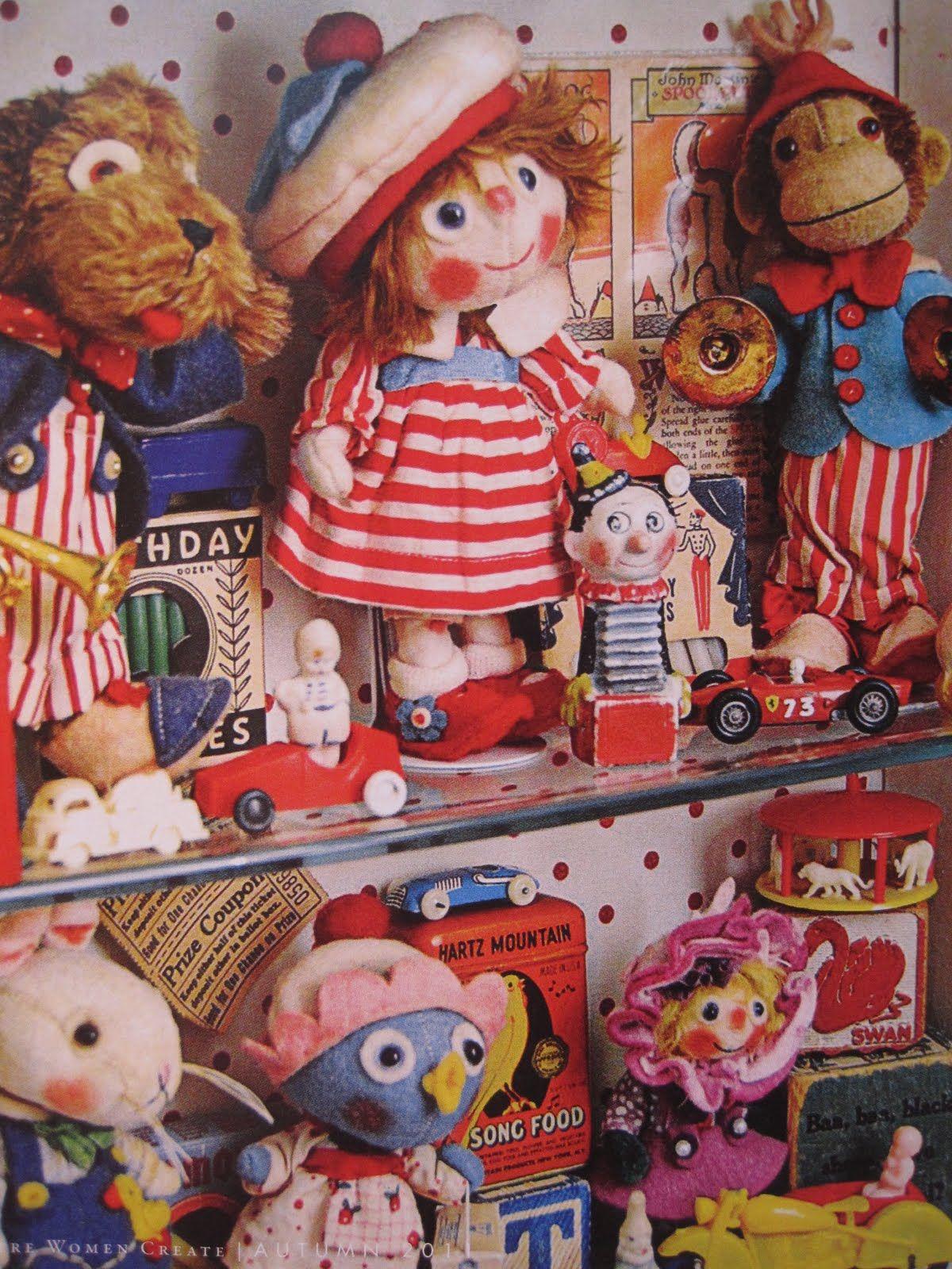 Jody Battaglia's Fun Town collection!