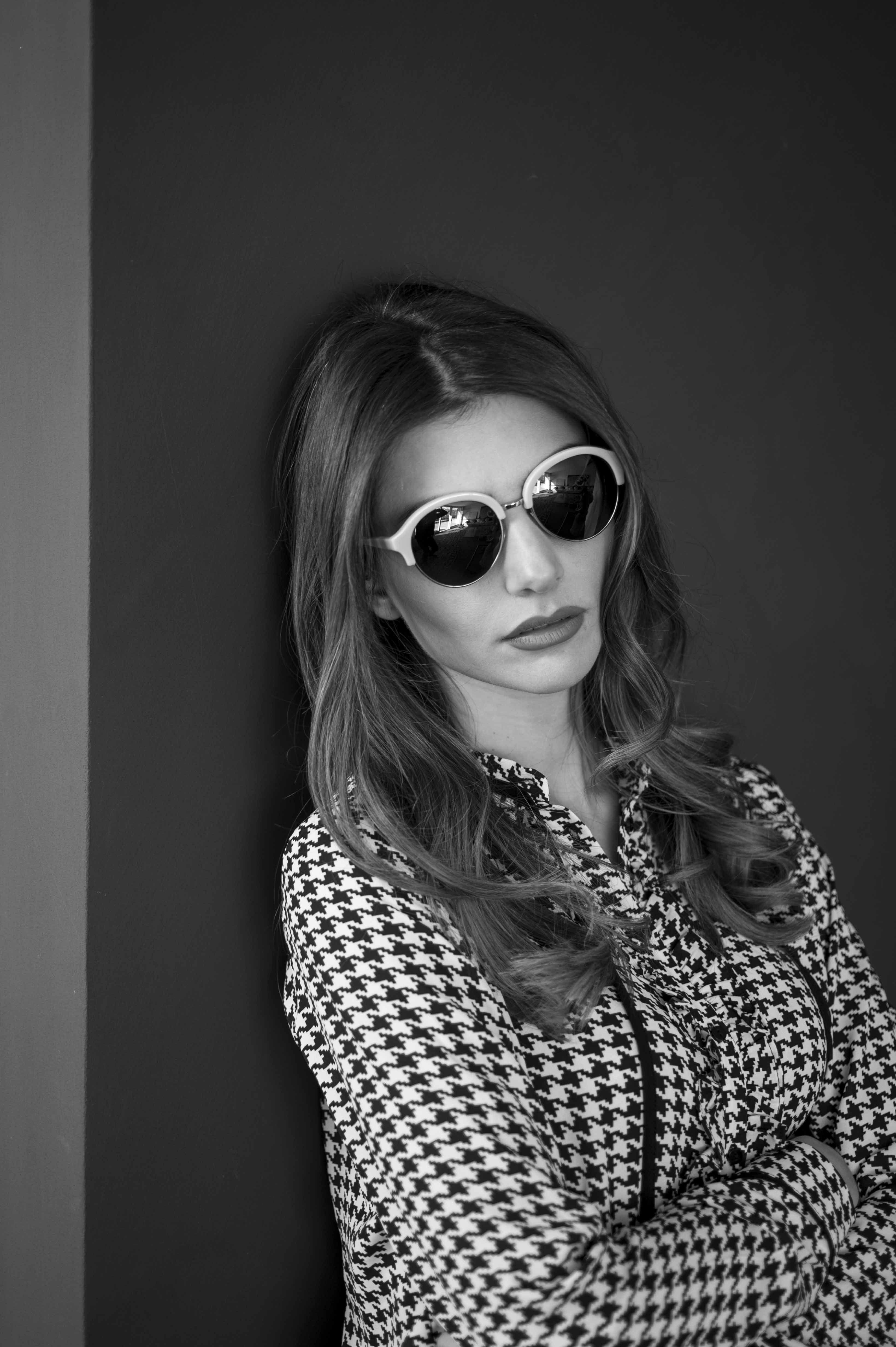 L.G.R sunglasses Mod. LOLA ph. Daniele Ratti