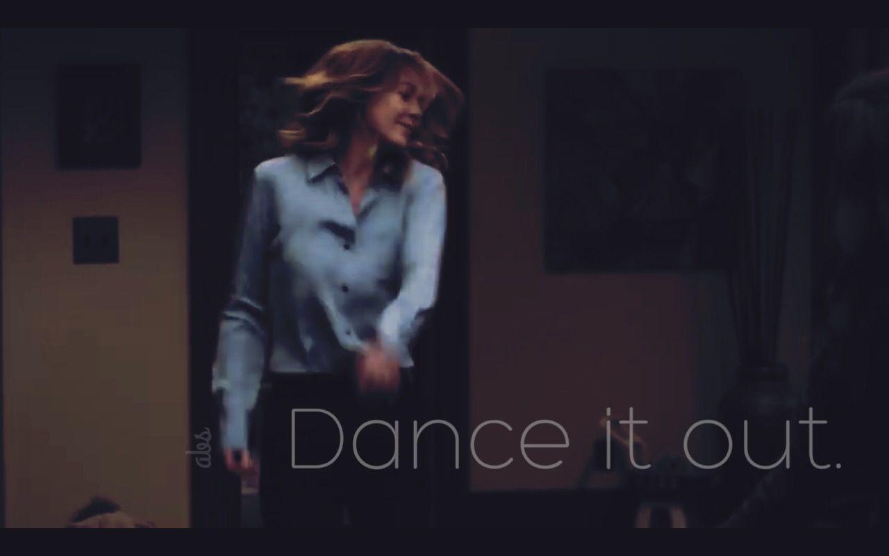 Greys anatomy Season 13 Meredith Grey dances it out #greysanatomy ...