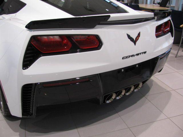 Exhaust, Multi-Mode Performance       | 2017 Chevy Corvette