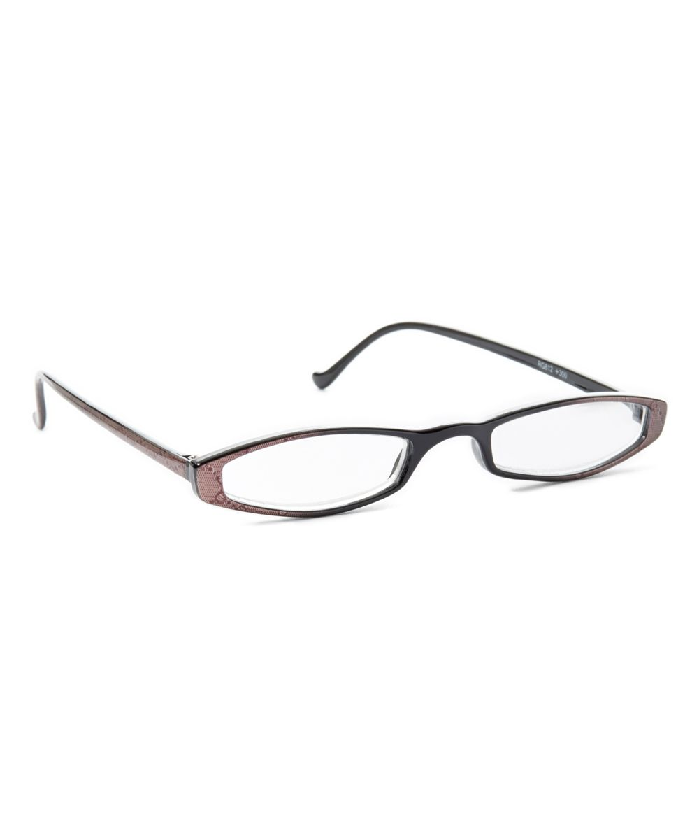 Brown Functional Fashion Readers