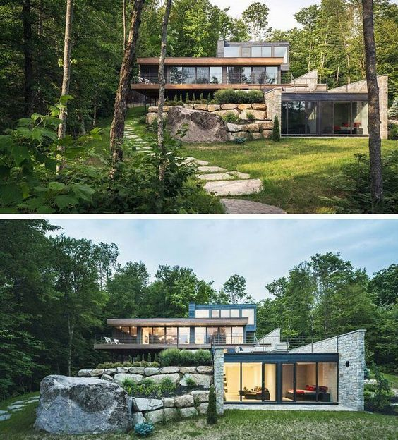Exterior Home Designideas: Be Inspired By Luxury Houses Around The World