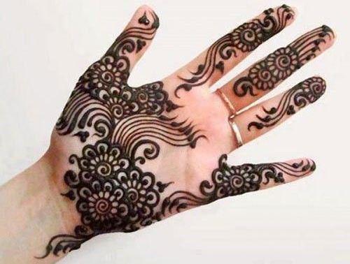 Mehndi Patterns Easy On Paper : Pin by pakifashion on moroccan mehndi design