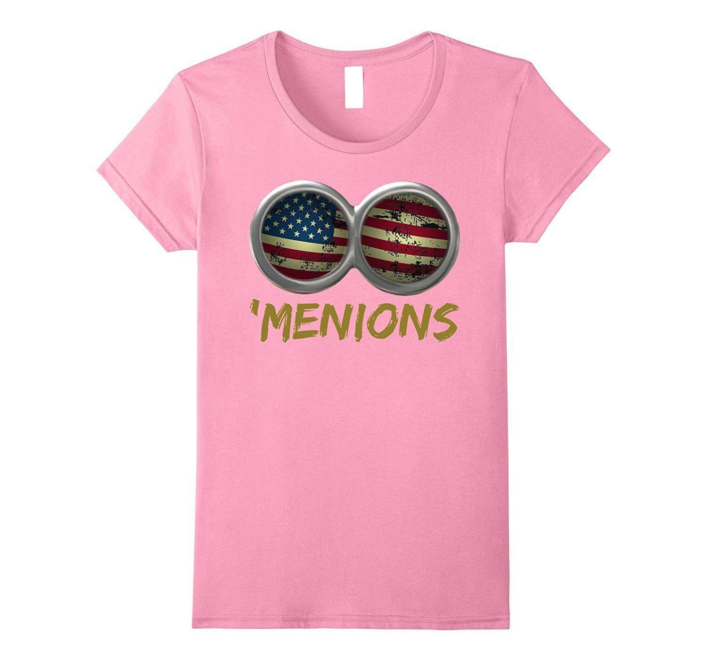 389c8e60ba241 Menions Sunglasses T-Shirt Patriotic Fourth of July Gift