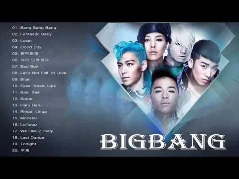 Best Songs Of Bigbang 2019 - Bigbang Greatest Hits Full