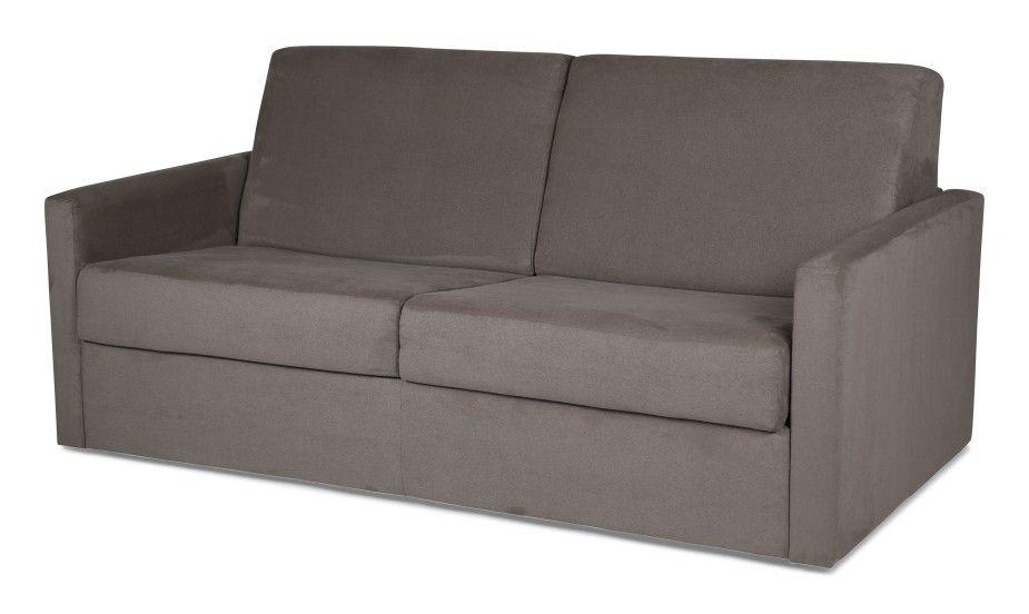 ce canap convertible de 3 places est id al pour un couchage quotidien son matelas de 13 cm d. Black Bedroom Furniture Sets. Home Design Ideas
