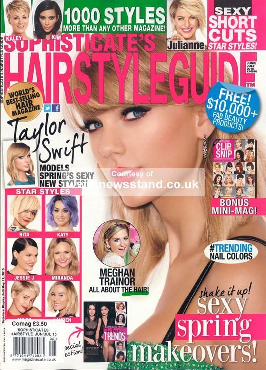 Sophisticates Hairstyle Guide Magazine Subscription At