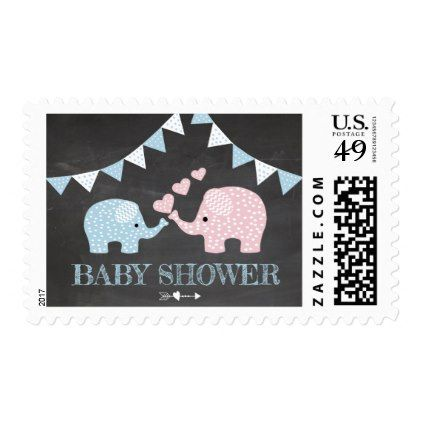 Blue boy elephant themed baby shower postage chalkboard gifts blue boy elephant themed baby shower postage chalkboard gifts negle Choice Image
