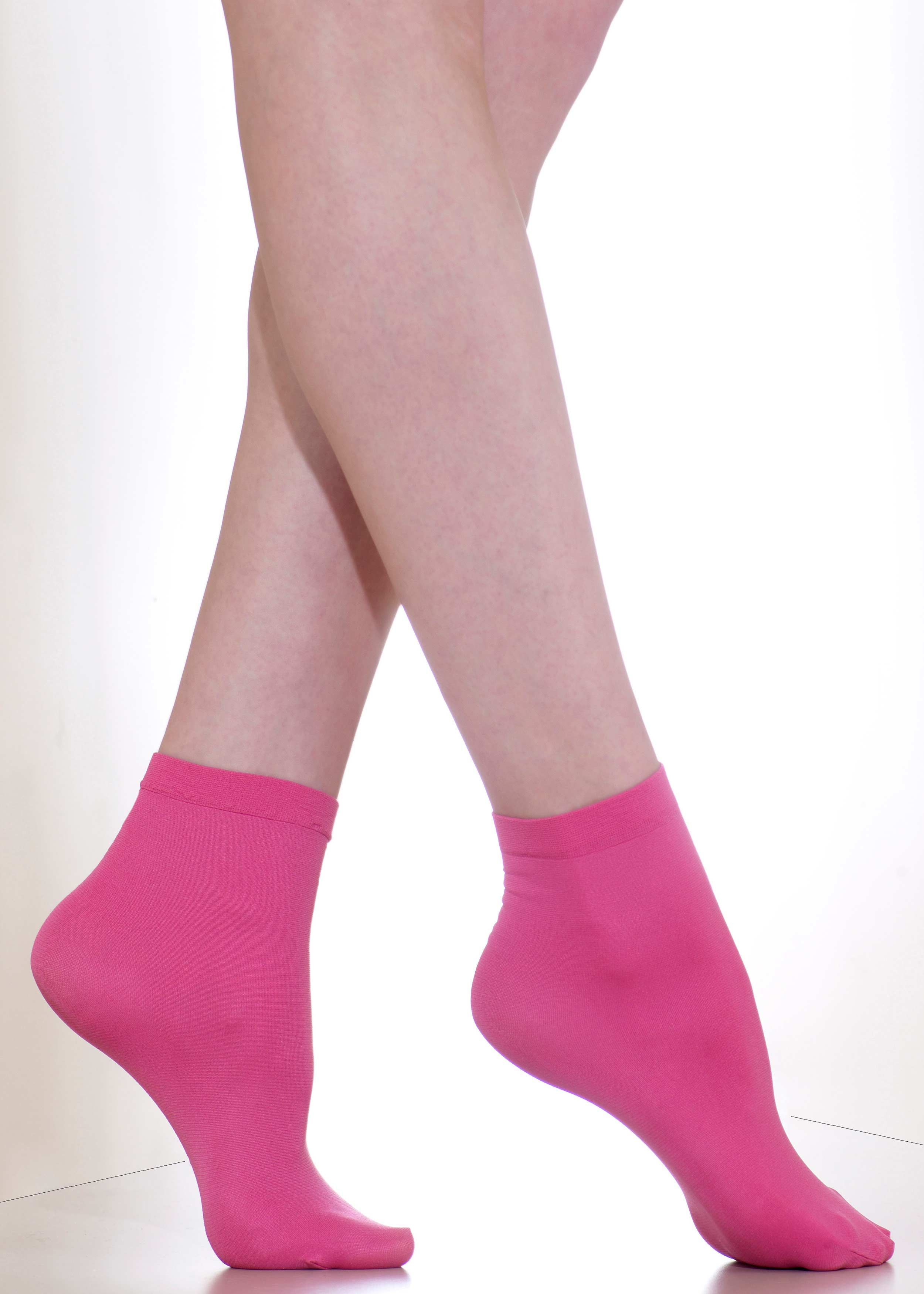 63d948efb Silkies Opaque Anklet in Azalea | Spring Is In The Air | Anklets ...