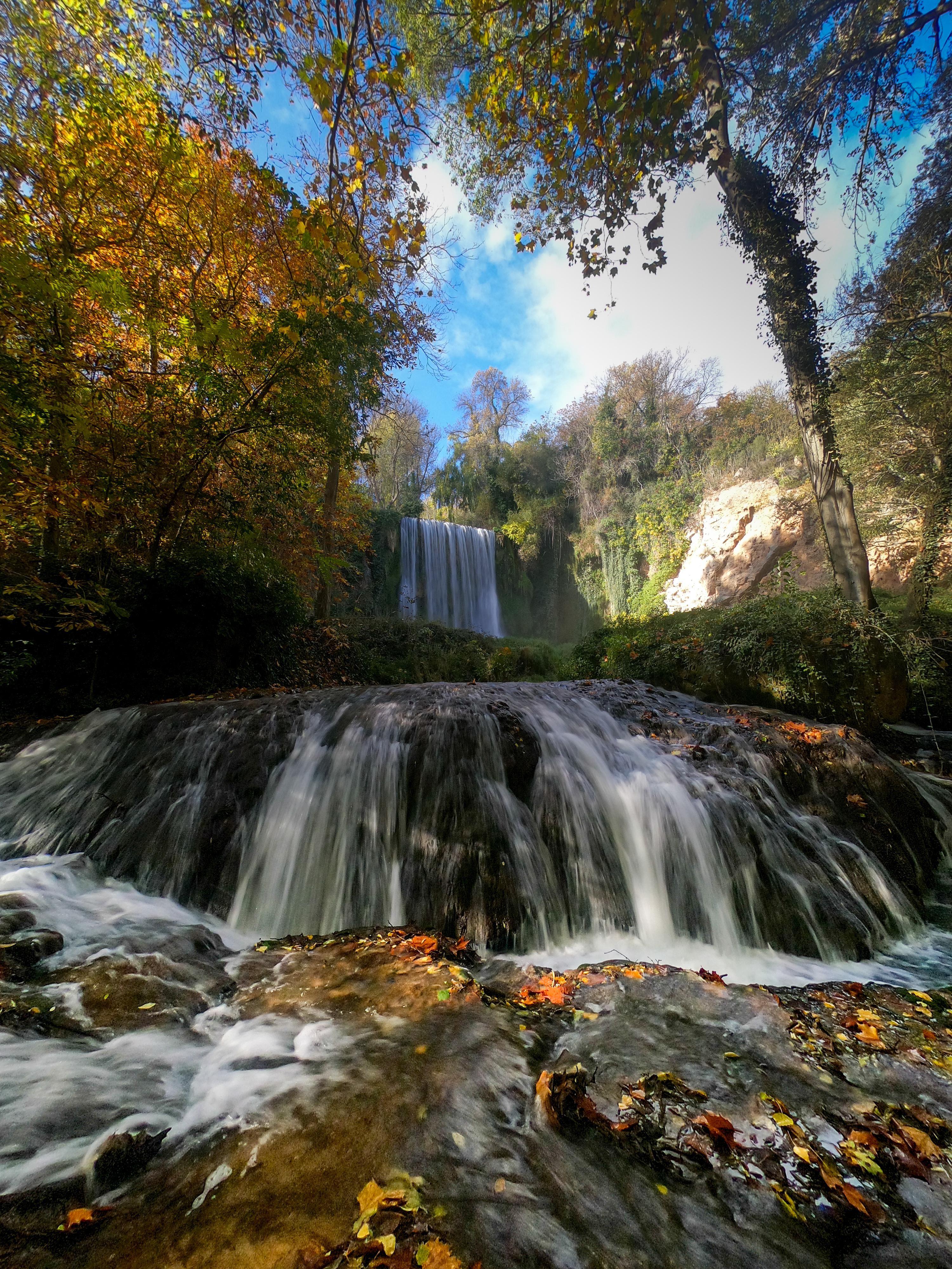 Spanish Autumn Monasterio De Piedra Zaragoza Oc 3000x4000 Music Indieartist Chicago Landscape Photography Landscape Photographers Zaragoza