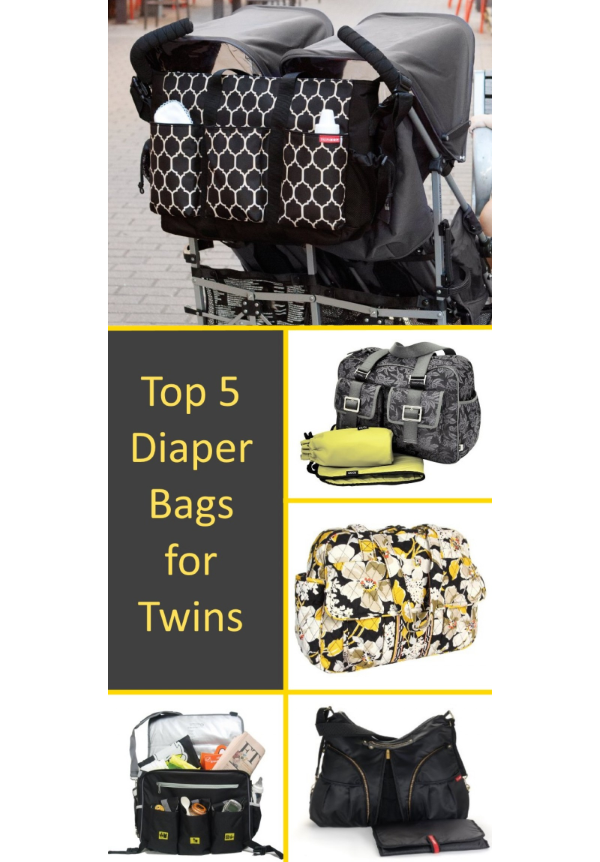 Best Diaper Bags For Twins Two Kids Multiple Children 2017 Reviews