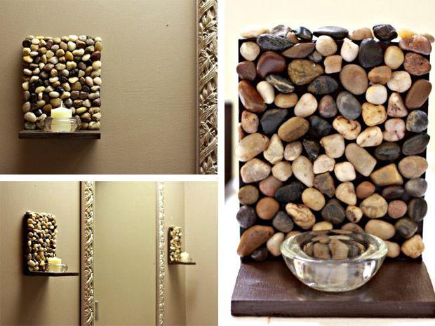 idee per applique da muro fai da te per la camera da letto ... - Casa Diy Arredamento Pinterest
