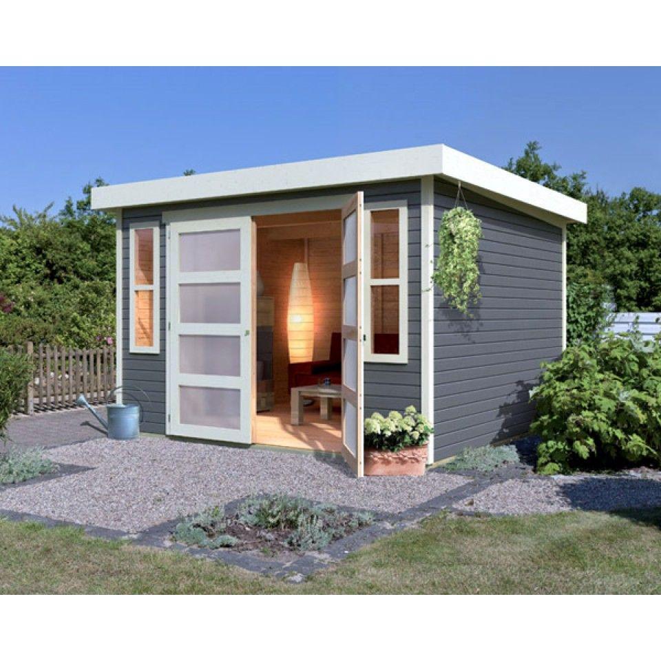 karibu gartenhaus 19 mm my blog. Black Bedroom Furniture Sets. Home Design Ideas