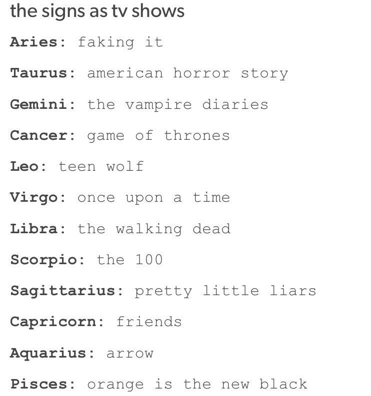 For Teen people horoscopes