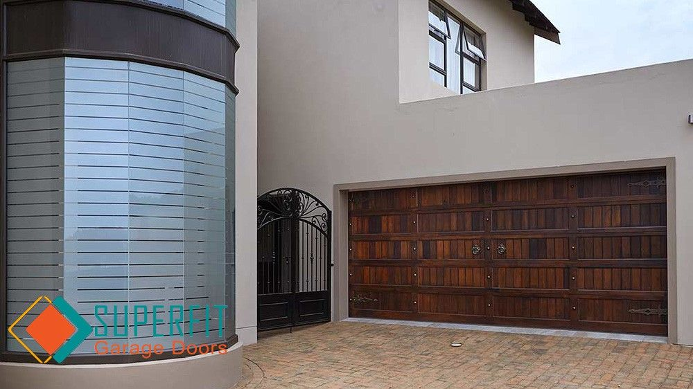 01 Studded Verticle Exterior Doors Paving Landscape