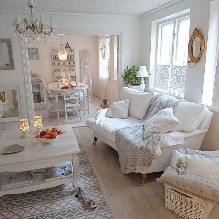 Pin di M.Grazia Cortese (Nurserygarden) su Shabbychic Homes   Saloni ...
