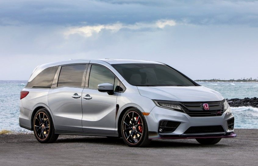 The Best Review 2020 Honda Odyssey Type R Release Date And Images And View Di 2020