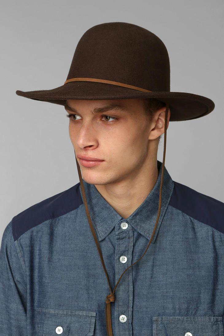 Brixton Tiller Wide Brim Top Hat (I NEED THIS)  5b372bc40b5